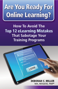 elearning mistakes book cover